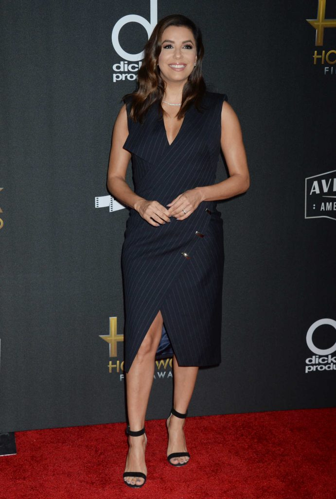 Eva Longoria at the 21st Annual Hollywood Film Awards in Los Angeles 11/05/2017-1
