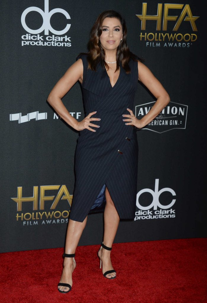 Eva Longoria at the 21st Annual Hollywood Film Awards in Los Angeles 11/05/2017-2