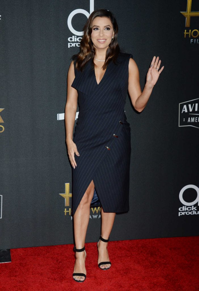 Eva Longoria at the 21st Annual Hollywood Film Awards in Los Angeles 11/05/2017-3