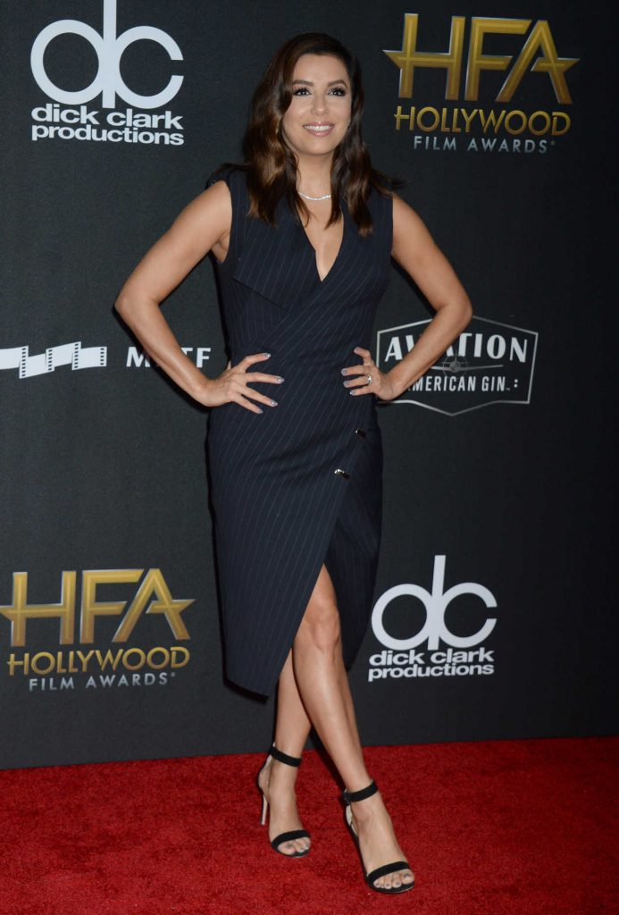 Eva Longoria at the 21st Annual Hollywood Film Awards in Los Angeles 11/05/2017-4