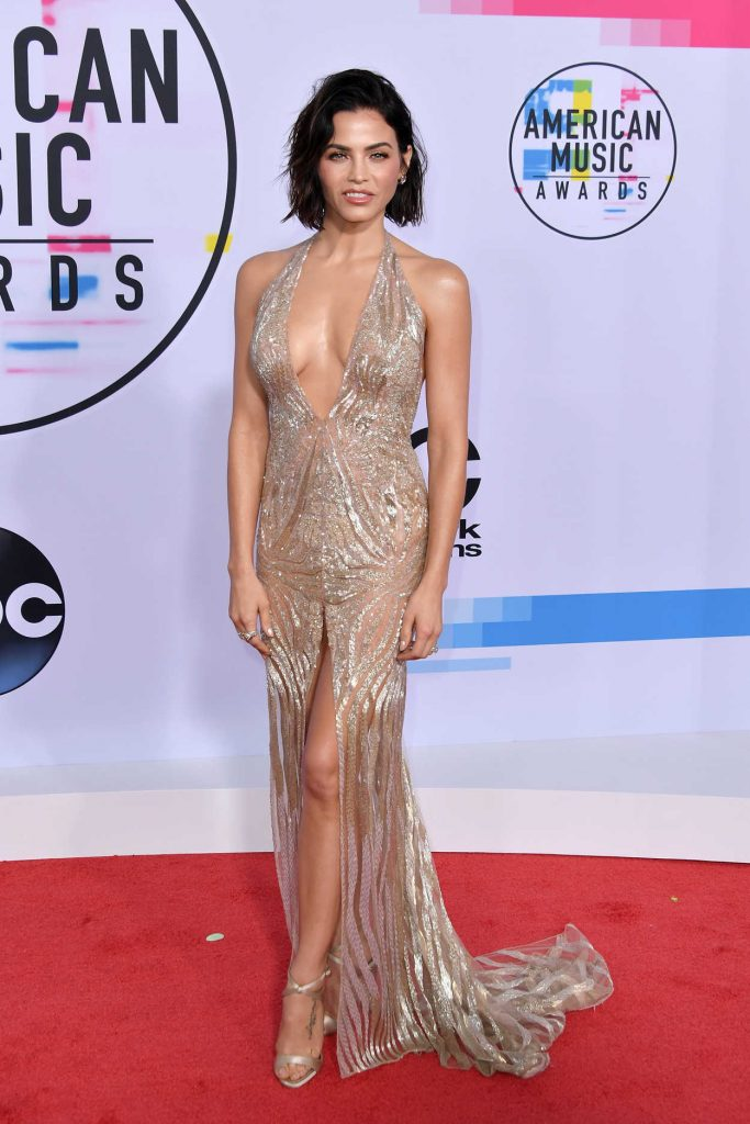 Jenna Dewan at 2017 American Music Awards at the Microsoft Theater in Los Angeles 11/19/2017-1