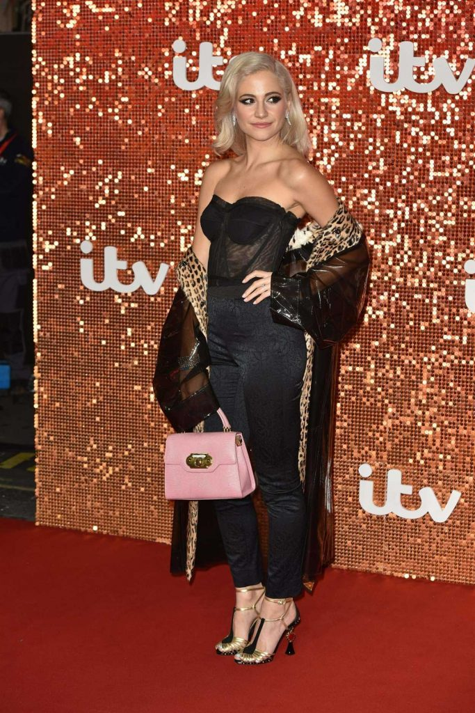 Pixie Lott at ITV Gala at the London Palladium 11/09/2017-2