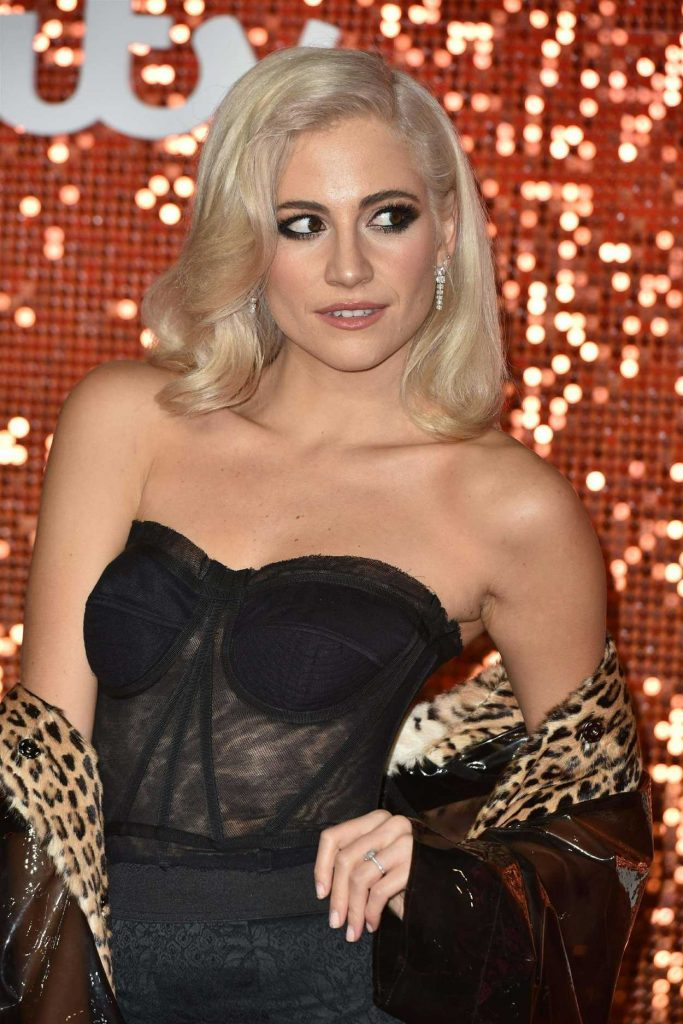 Pixie Lott at ITV Gala at the London Palladium 11/09/2017-5