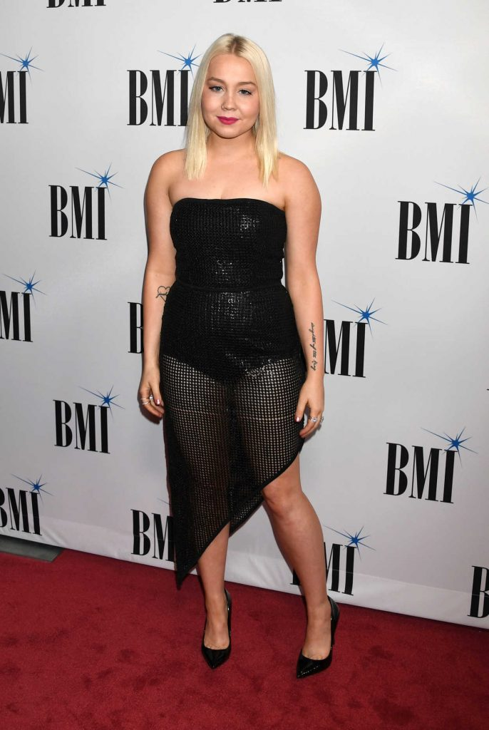 RaeLynn at the 65th Annual BMI Country Awards in Nashville 11/07/2017-1