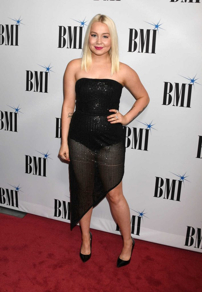 RaeLynn at the 65th Annual BMI Country Awards in Nashville 11/07/2017-2