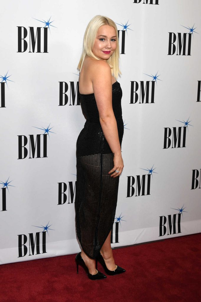 RaeLynn at the 65th Annual BMI Country Awards in Nashville 11/07/2017-3
