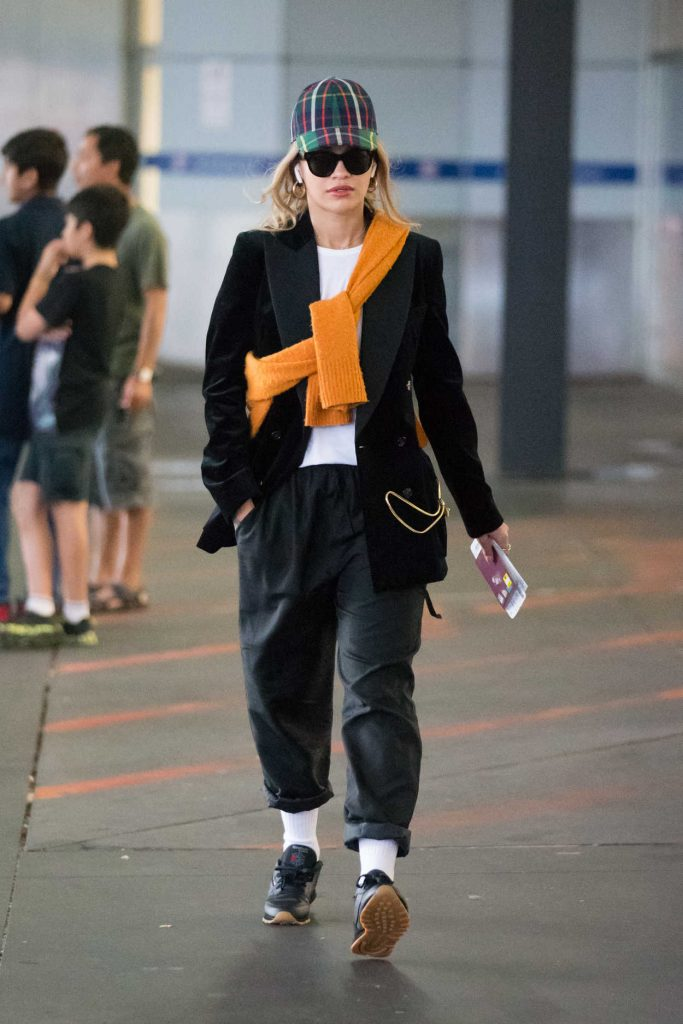 Rita Ora Was Seen Out in Melbourne Airport 11/18/2017-1