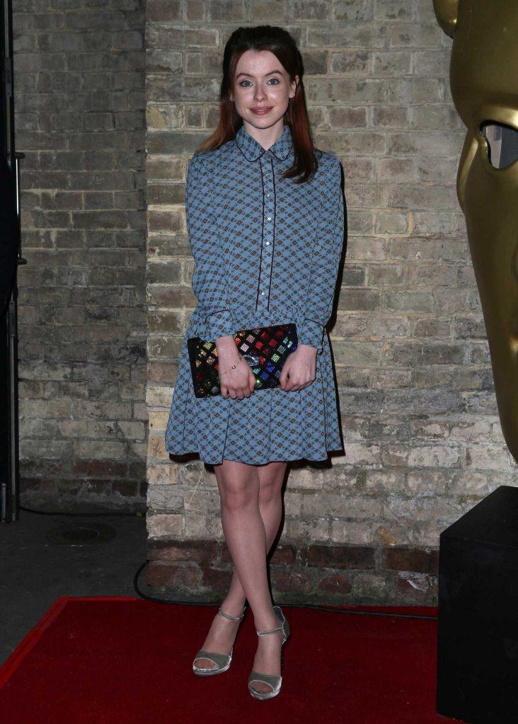 Rosie Day at 2017 British Academy Children's Awards in London 11/26/2017-1