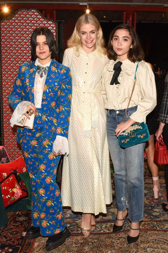 Rowan Blanchard Arrives at the Gucci Decor Launch in Los Angeles 11/09/2017-5