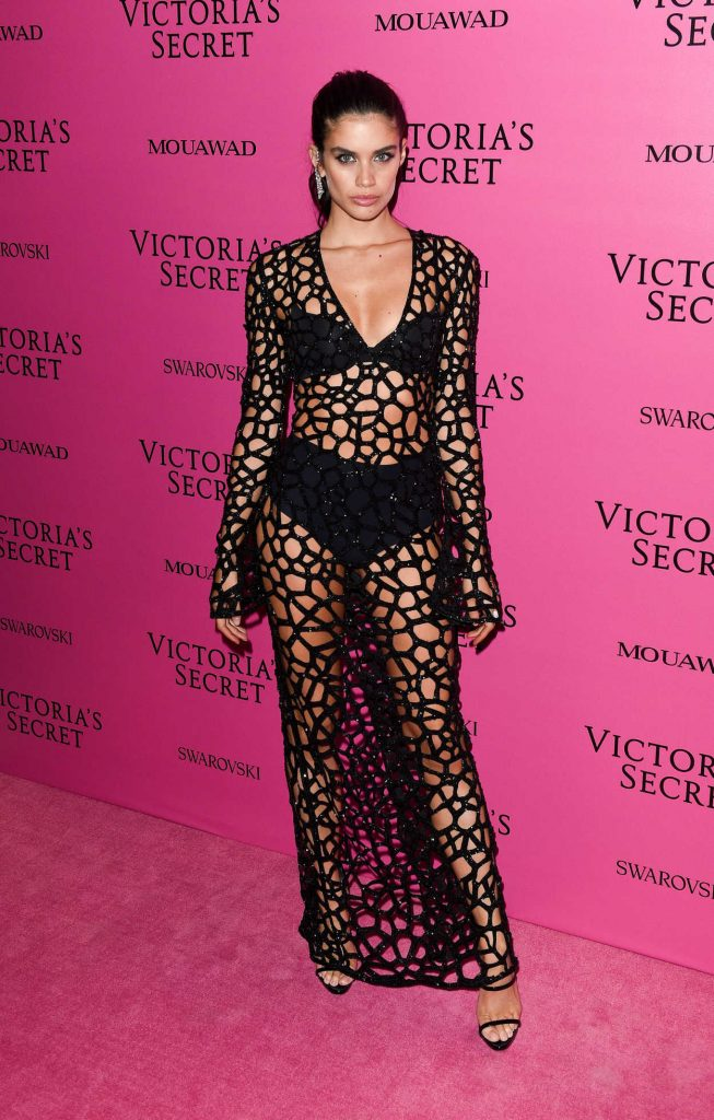 Sara Sampaio at 2017 Victoria's Secret Fashion Show After Party in Shanghai 11/20/2017-1