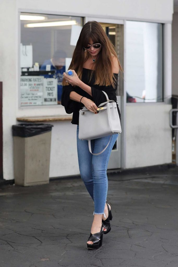 Sofia Vergara Was Seen Out in Beverly Hills 11/01/2017-3