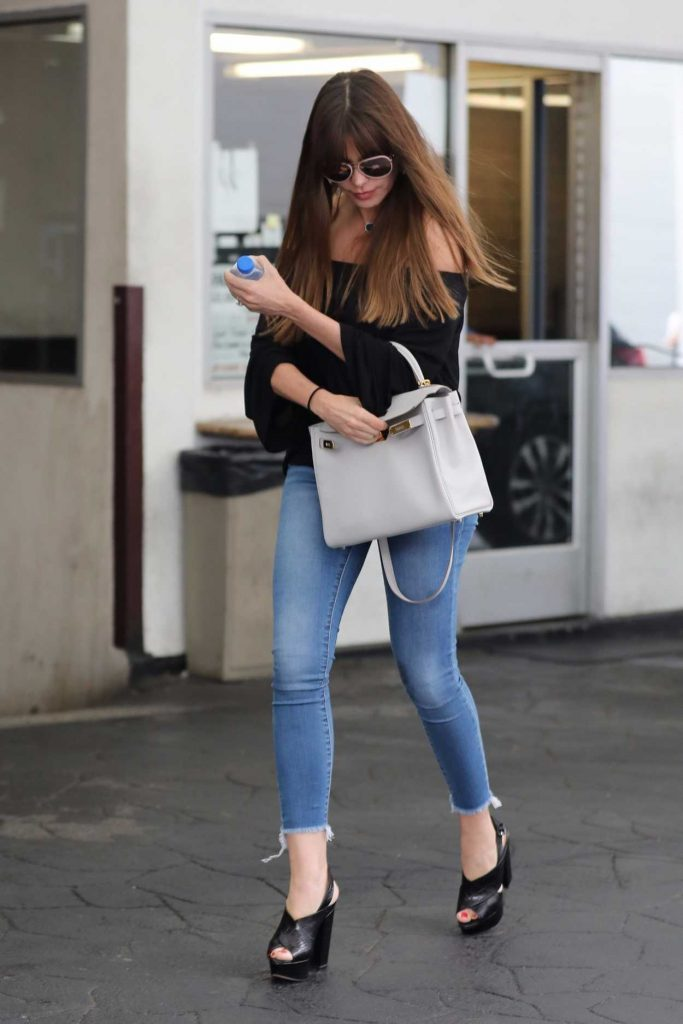 Sofia Vergara Was Seen Out in Beverly Hills 11/01/2017-4