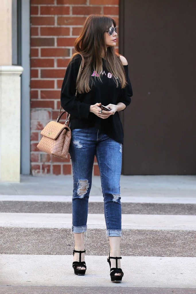 Sofia Vergara Was Seen Out in Beverly Hills 11/17/2017-1