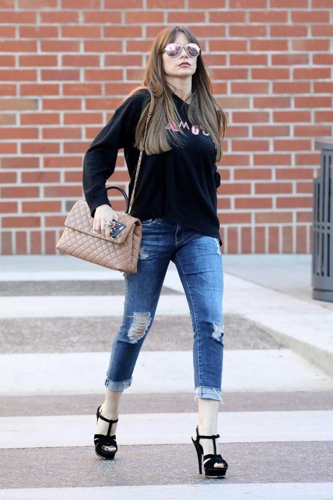 Sofia Vergara Was Seen Out in Beverly Hills 11/17/2017-4