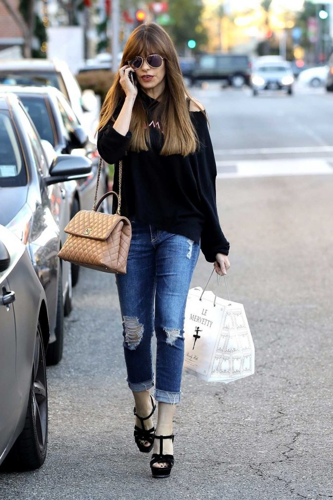 Sofia Vergara Was Seen Out in Beverly Hills 11/17/2017-5