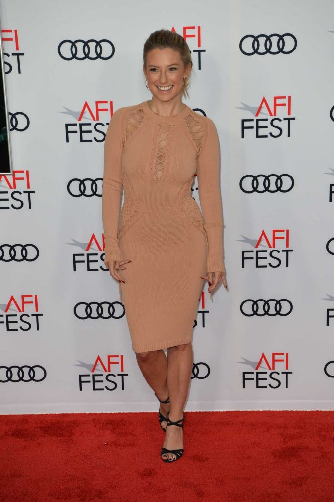 Sugar Lyn Beard at The Disaster Artist Screening During AFI Festival in Los Angeles 11/12/2017-1