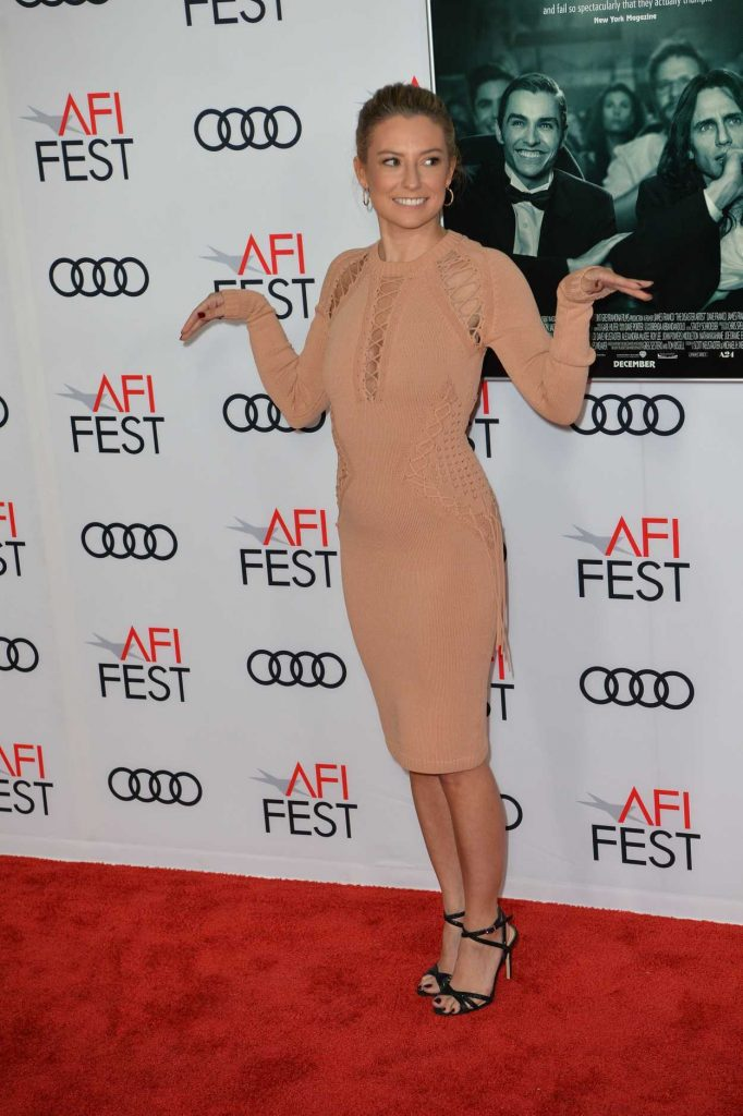 Sugar Lyn Beard at The Disaster Artist Screening During AFI Festival in Los Angeles 11/12/2017-2