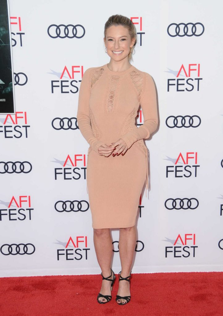 Sugar Lyn Beard at The Disaster Artist Screening During AFI Festival in Los Angeles 11/12/2017-3
