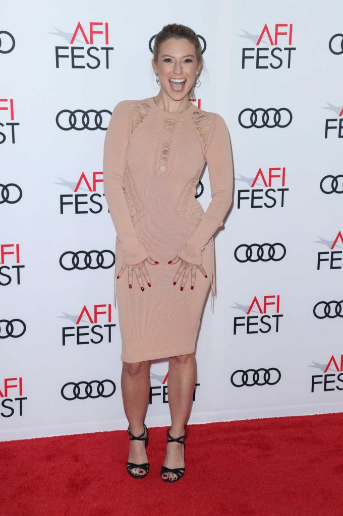 Sugar Lyn Beard at The Disaster Artist Screening During AFI Festival in Los Angeles 11/12/2017-4