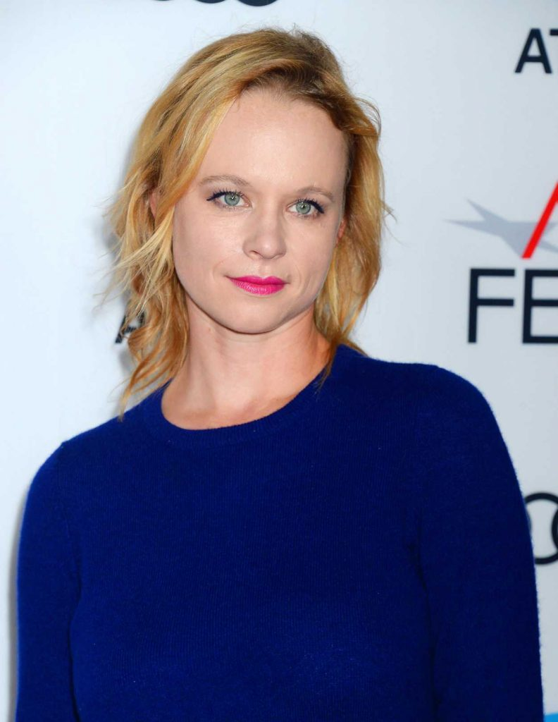 Thora Birch at The Disaster Artist Screening During AFI Festival in Los Angeles 11/12/2017-5