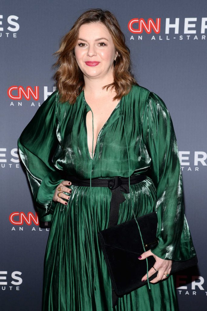 Amber Tamblyn at the 11th Annual CNN Heroes: An All-Star Tribute in New York 12/17/2017-3