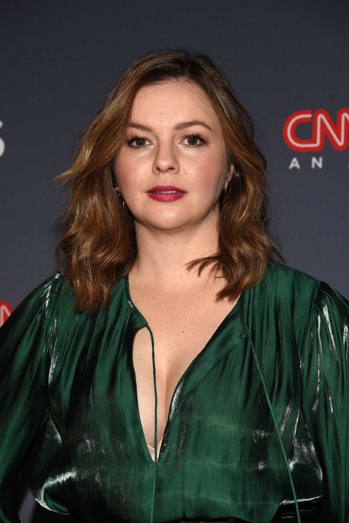 Amber Tamblyn at the 11th Annual CNN Heroes: An All-Star Tribute in New York 12/17/2017-4