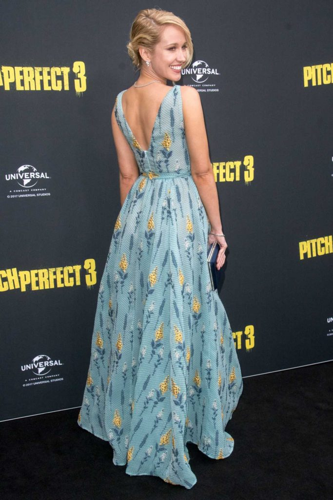 Anna Camp at the Pitch Perfect 3 Australian Premiere in Sydney 11/29/2017-3