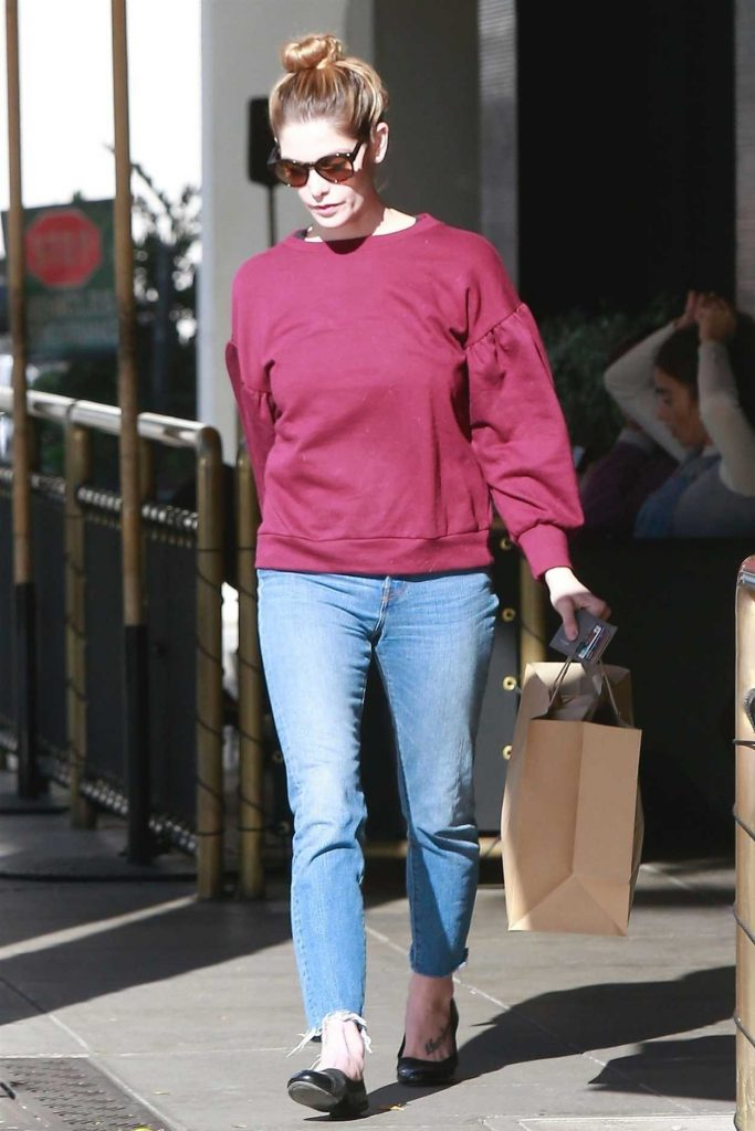 Ashley Greene Was Seen Out in Beverly Hills 12/28/2017-1