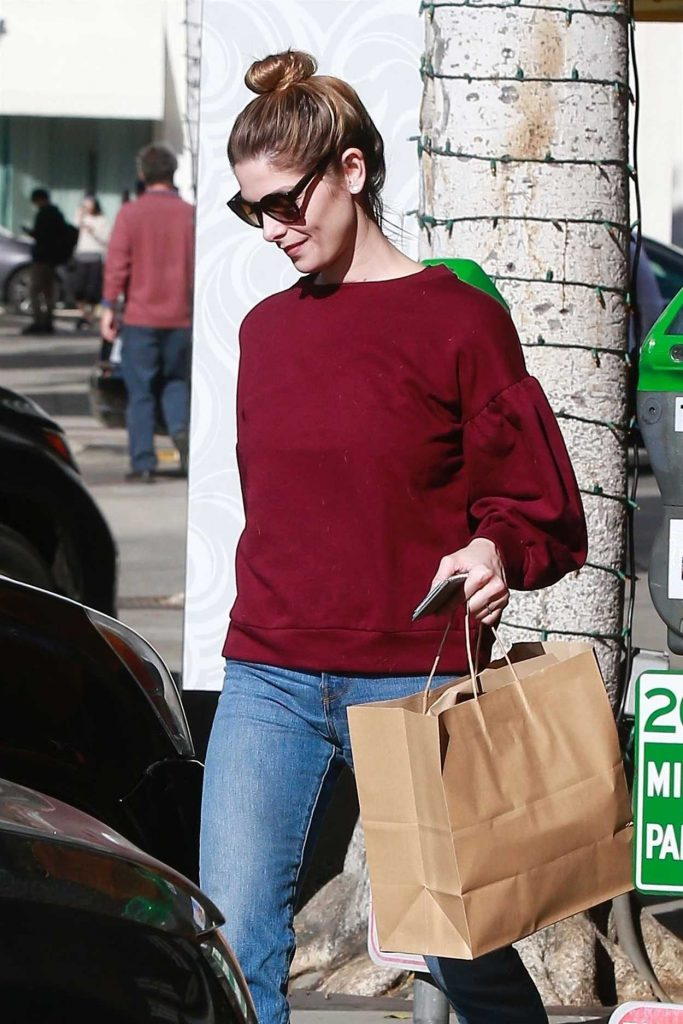 Ashley Greene Was Seen Out in Beverly Hills 12/28/2017-5