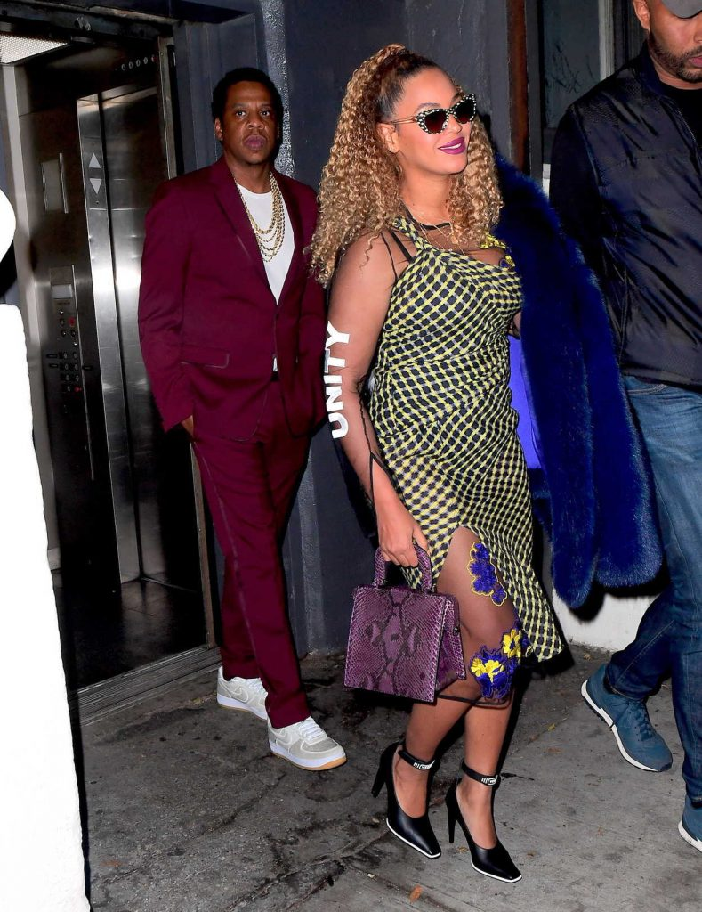 Beyonce Was Seen Out in New York City 12/04/2017-3