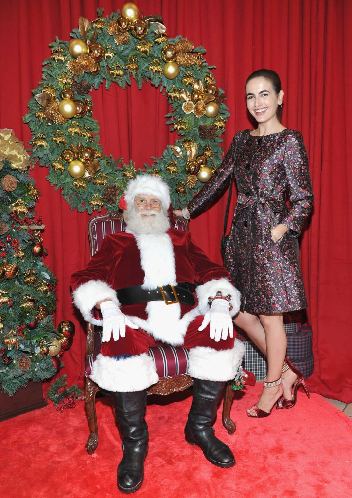 Camilla Belle at the Brooks Brothers Holiday Celebration With St Jude Children's Research Hospital in Beverly Hills 12/02/2017-2