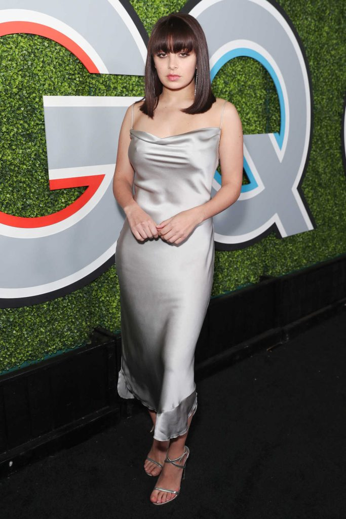 Charli XCX at GQ Men of the Year Awards in Los Angeles 12/07/2017-1
