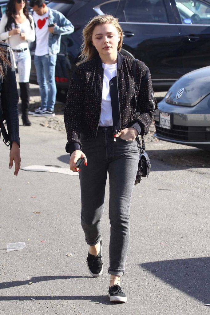 Chloe Moretz Was Seen Out with a Friend in LA 12/18/2017-1