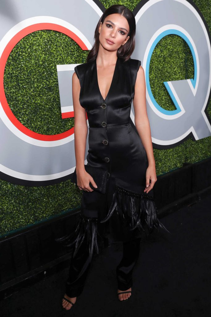 Emily Ratajkowski at GQ Men of the Year Awards in Los Angeles 12/07/2017-1