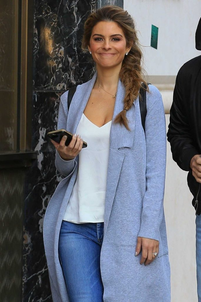 Maria Menounos Was Seen Out in Beverly Hills 12/22/2017-1
