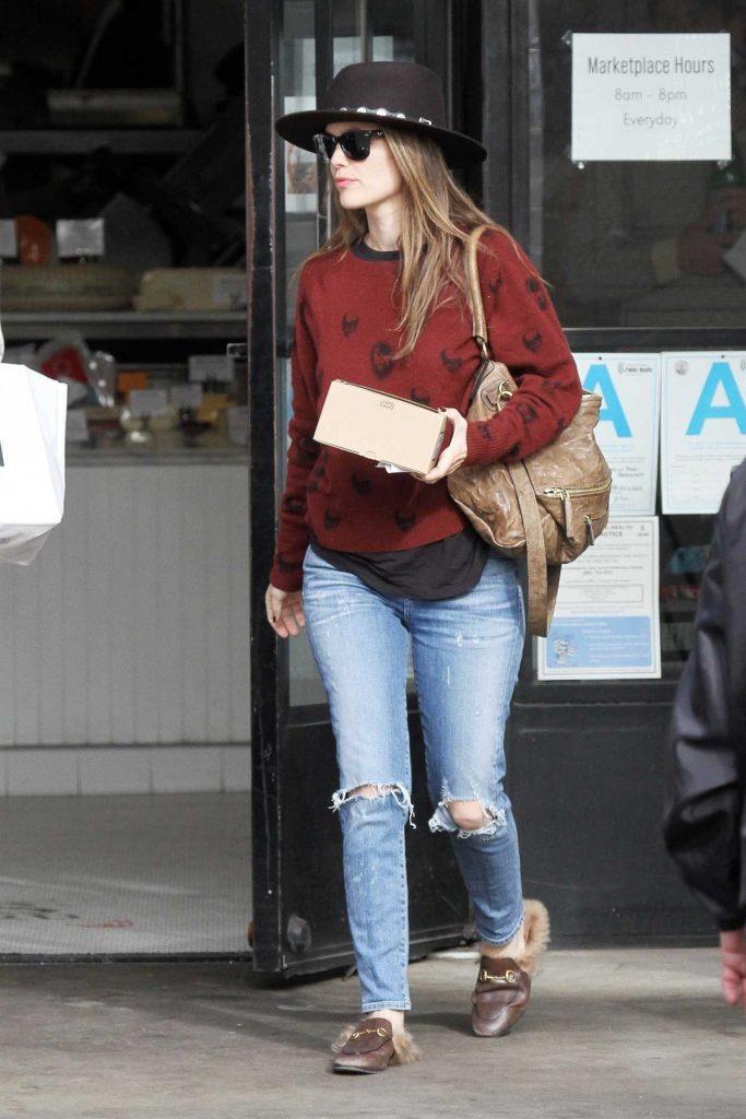 Rachel Bilson Was Seen Out in Los Angeles 12/23/2017-1