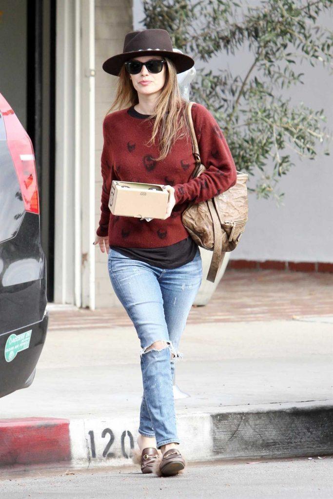 Rachel Bilson Was Seen Out in Los Angeles 12/23/2017-3