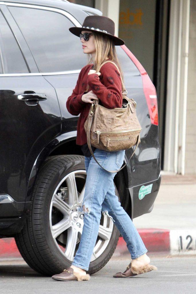 Rachel Bilson Was Seen Out in Los Angeles 12/23/2017-4