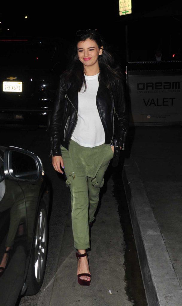 Rebecca Black Leaves the Dream Hotel in LA 12/03/2017-2