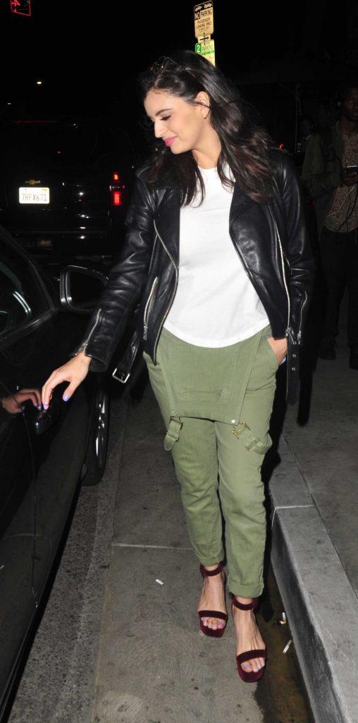 Rebecca Black Leaves the Dream Hotel in LA 12/03/2017-3