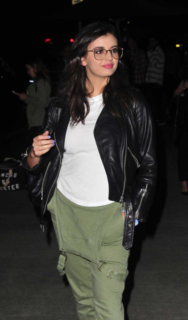 Rebecca Black Leaves the Dream Hotel in LA 12/03/2017-4