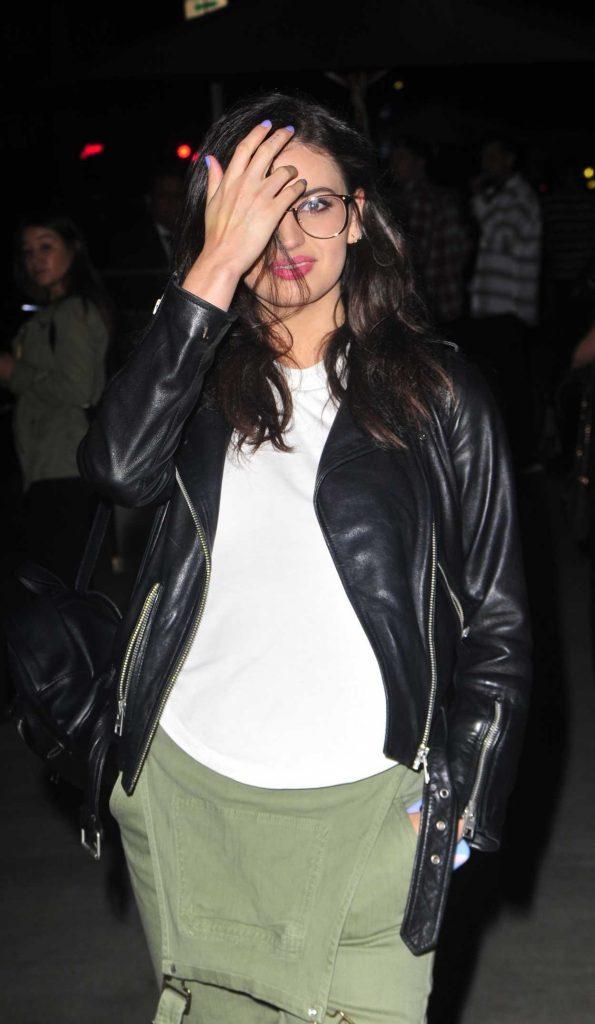 Rebecca Black Leaves the Dream Hotel in LA 12/03/2017-5