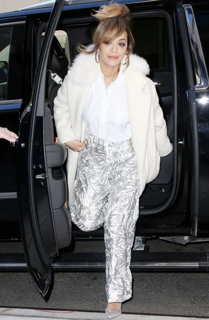 Rita Ora Was Seen Out in New York City 12/07/2017-1