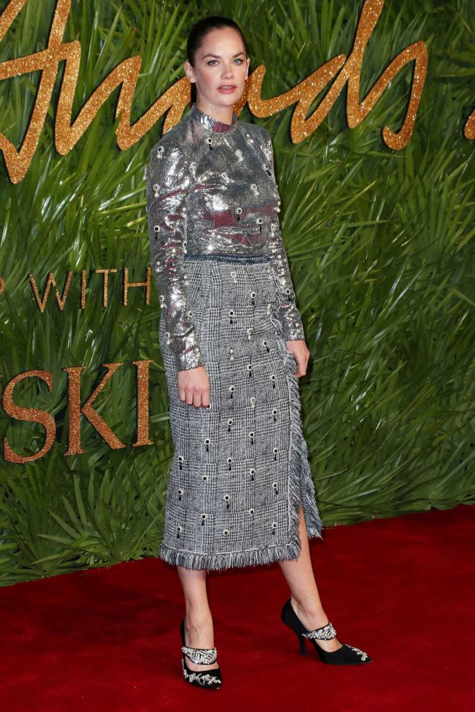Ruth Wilson at 2017 British Fashion Awards at the Royal Albert Hall in London 12/04/2017-4