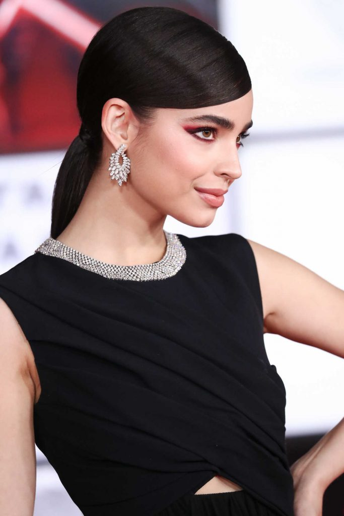 Sofia Carson at the Star Wars: The Last Jedi Premiere in Los Angeles 12/09/2017-5