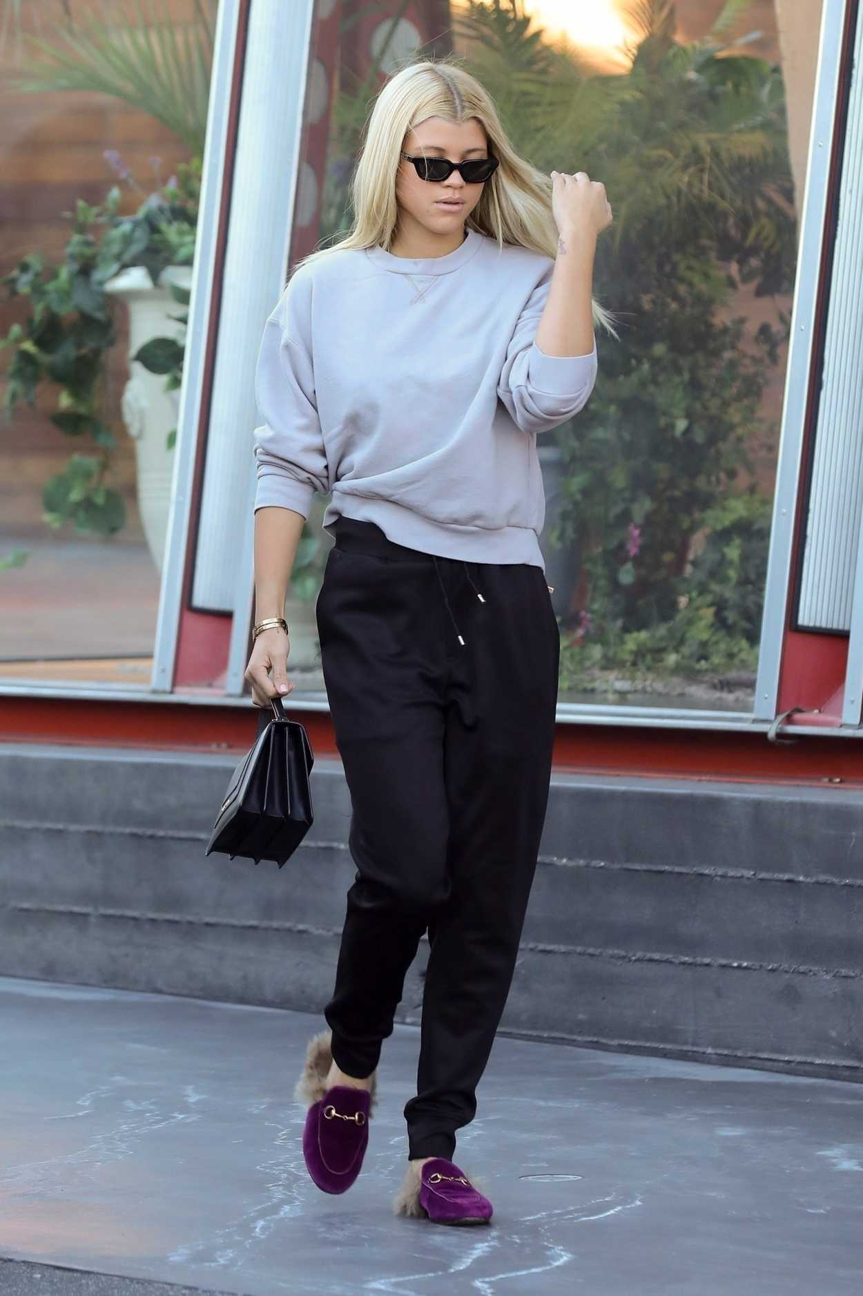 Sofia Richie Modeling >> Sofia Richie Was Seen Out in West Hollywood 12/05/2017 – celebsla.com