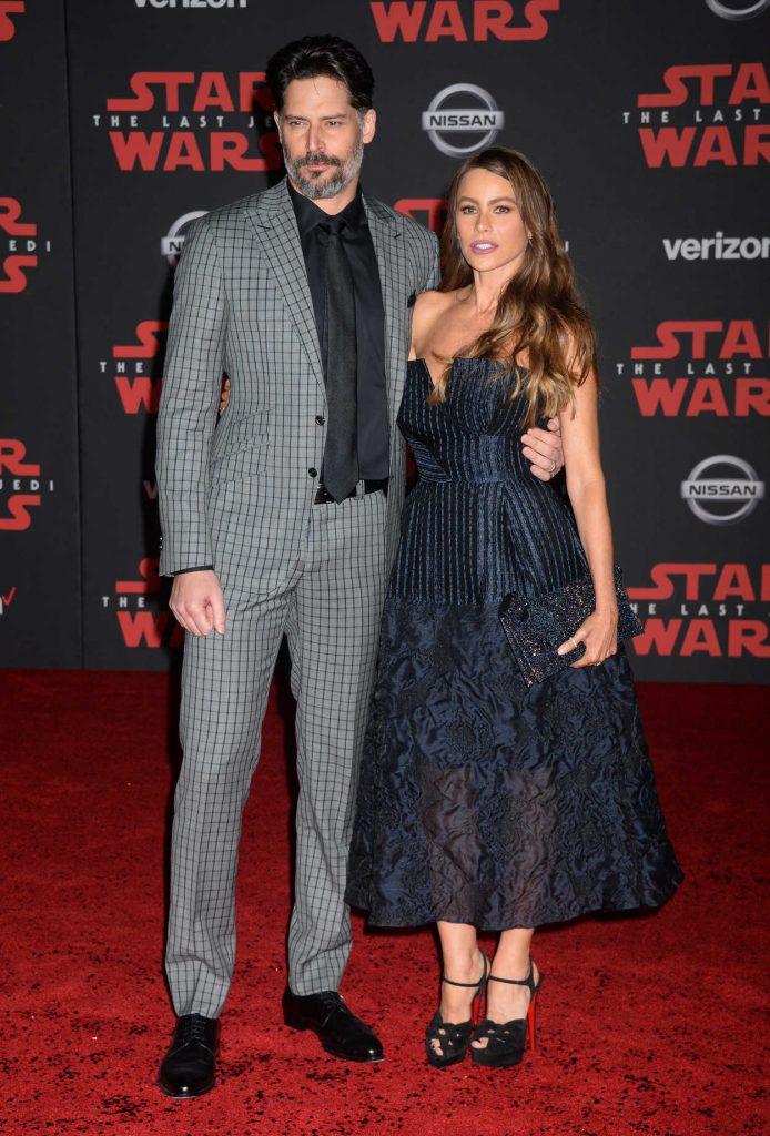 Sofia Vergara at the Star Wars: The Last Jedi Premiere in Los Angeles 12/09/2017-4