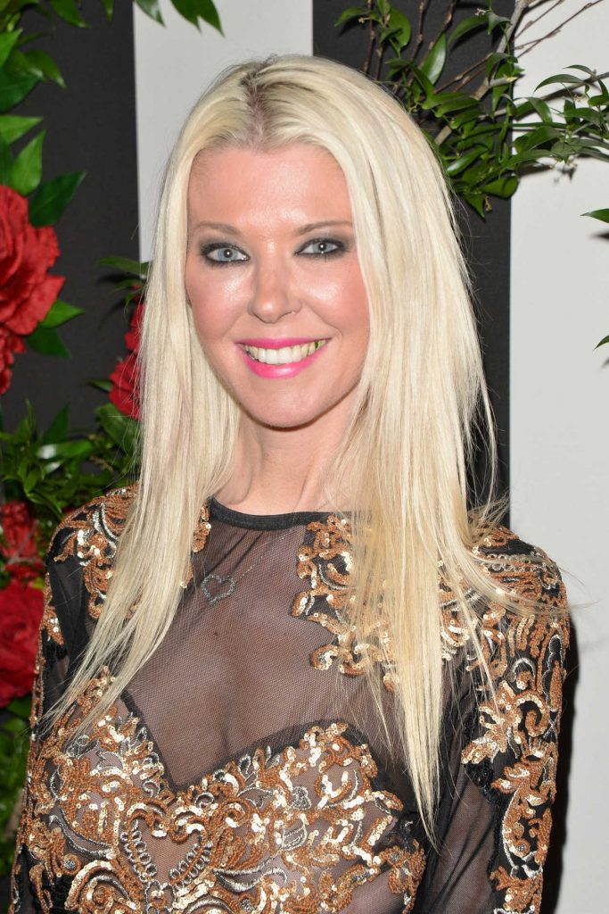 Tara Reid at the LAND of Distraction Launch Event in Los Angeles 11/30/2017-5