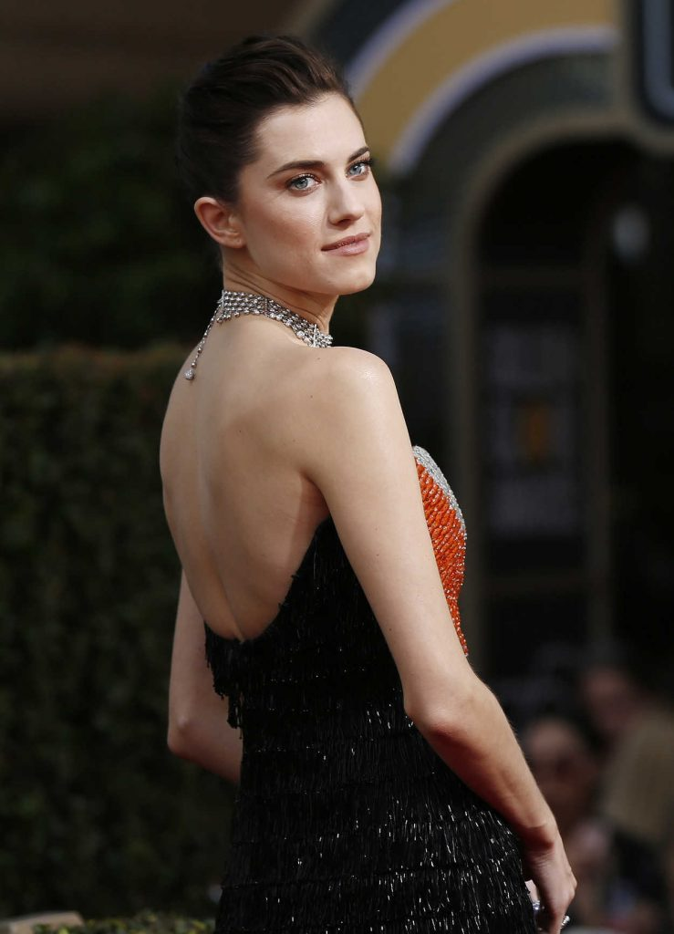 Allison Williams at the 75th Annual Golden Globe Awards in Beverly Hills 01/07/2018-4