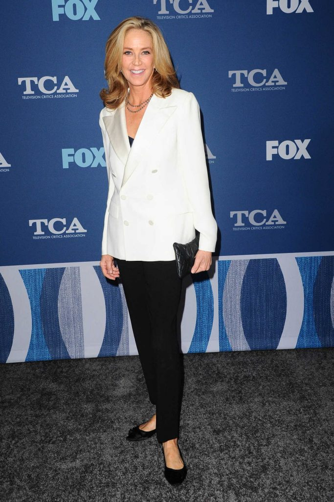 Ally Walker at the Fox Winter TCA 2018 All-Star Party in Pasadena 01/04/2018-1
